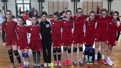 Photo of Orosházán jártak az U13-as lányok