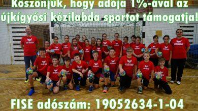 Photo of Támogasd TE is a FISE-t az SZJA 1%-val